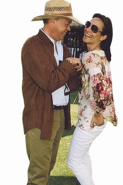 Sir Harry Nuttall and Lady Nuttall