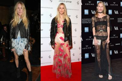 2015 - Lady Mary Charteris