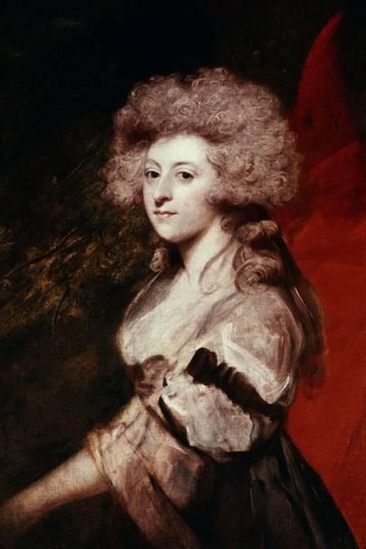 Maria Fitzherbert, circa 1788 - George IV