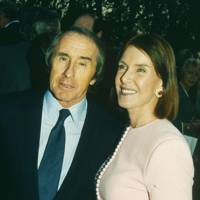 Jackie Stewart and Mrs Jackie Stewart