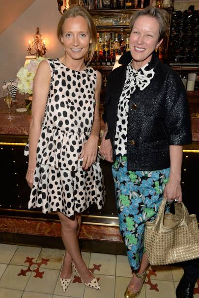 Martha Ward and Nikki Tibbles