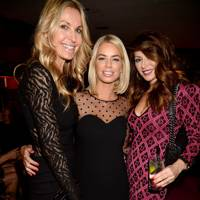 Melissa Odabash, Caroline Stanbury and Elena Tucker