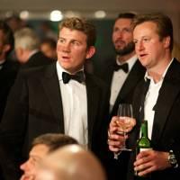 Bear Maclean, Ben Fisher and Hugh Crossley