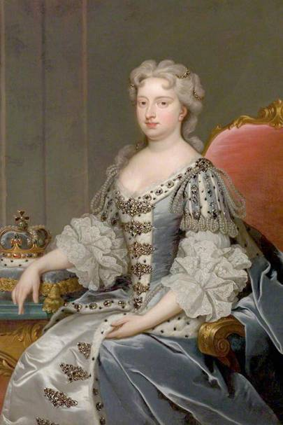 Queen Caroline, wife of King George II
