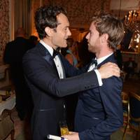 Jude Law and Luke Treadaway