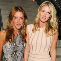 Dori Cooperman and Nicky Hilton