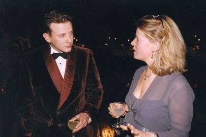 Ralph Baker-Cresswell and Mrs David Ramm