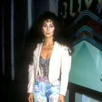Cher at the AMAs, 1988
