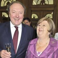 Neil Hobday and Susan Bailey
