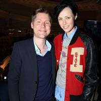 Christopher Bailey and Edie Campbell