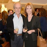 Gerald Scarfe and Jane Asher