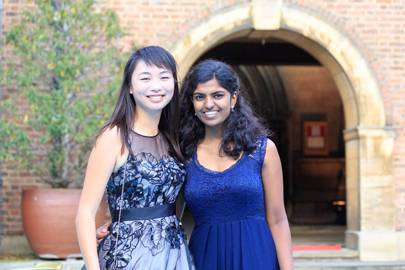 Chloe Luo and Manisha Swaminathan