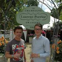 Danny Brennan and Danny Borchert