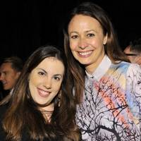 Mary Katrantzou and Caroline Rush