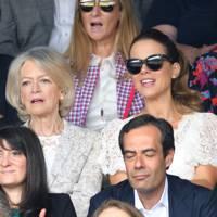 Judy Loe and Kate Beckinsale
