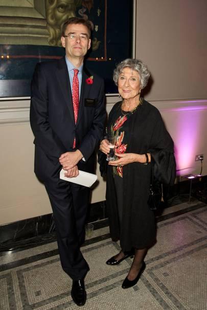 Michael Morley and Joan Burnstein