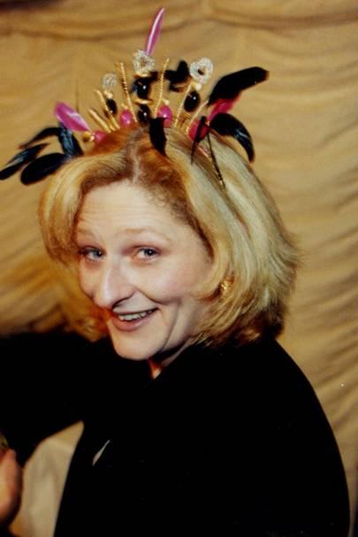 Mrs Adrian Blackmore
