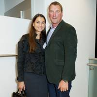 Lady Demetra Pinsent and Sir Matthew Pinsent