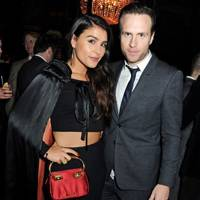 Jessie Ware and Rafe Spall