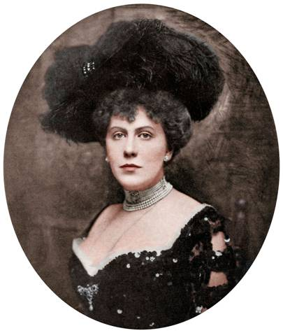 Alice Keppel, 1906 - Edward VII
