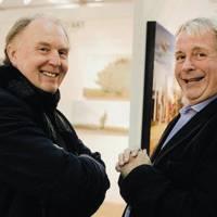 Tim Pigott-Smith and Christopher Biggins