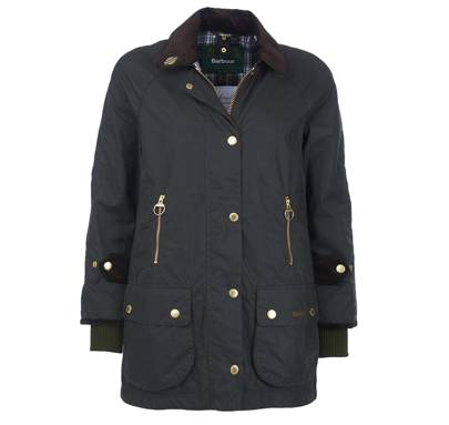Barbour Ladies Beaufort Wax, £299