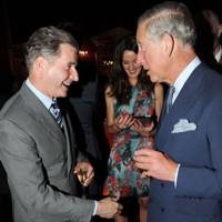 Jeremy Hackett and Prince Charles