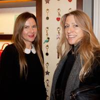 Maria Blake and Frances Scorah