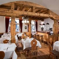 The Goldgasse Hotel restaurant
