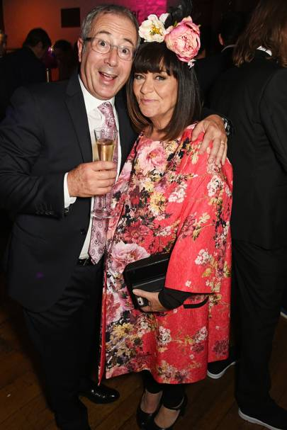 Ben Elton and Dawn French