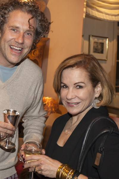 Uli Weber and Gerri Gallagher