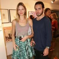 Victoria Sekrier and Aaron Hazan