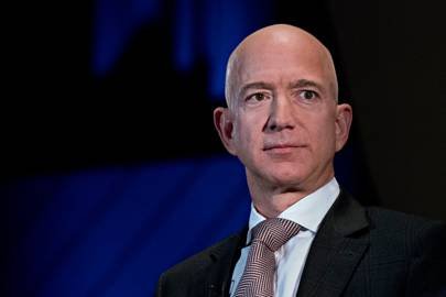 Jeff Bezos is reportedly set to buy three Manhattan apartments for close to $80 million