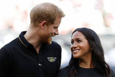 Prince Harry and Meghan had their sights on Windsor Castle, originally