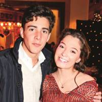 Fabien Frankel and Victoria Dreesmann
