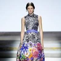 Mary Katrantzou at London Fashion Week S/S18