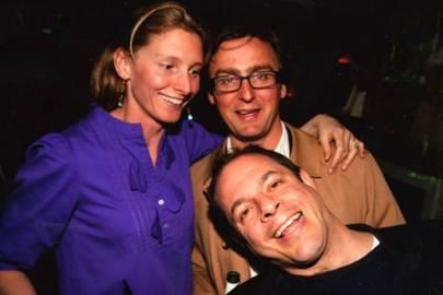 Laura Campbell, Hugo Montgomery and Konal Kirsten