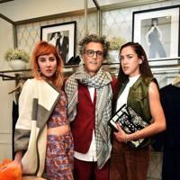 Paula Goldstein de Principe, Fabrizio Zappaterra and Rosa Connell