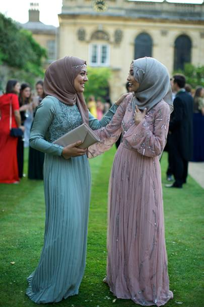 Rumana Ali and Amina Ali