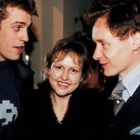 Ben Elliot, Helen Chislett and Nicholas Foulkes