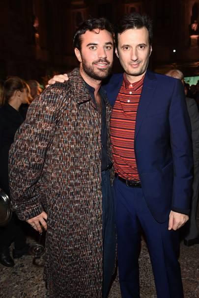 Guido Taroni and Matteo Ceccarini