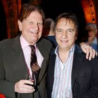 Sir John Madejski and Raymond Blanc