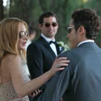 Lindsay Lohan and Justin Etzin