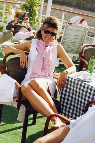 Mrs Alec Stewart