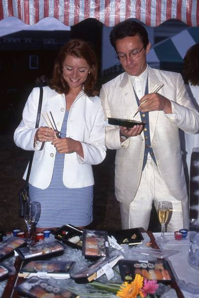 Emily Mileham and Ivo Hesmondhalgh