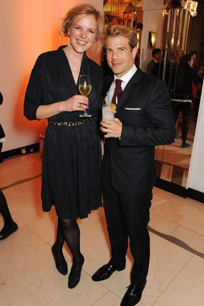 Jenny Dawson and Nick House