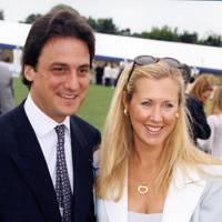 Count Alessandro Guerrini Maraldi and Katrina Skepper
