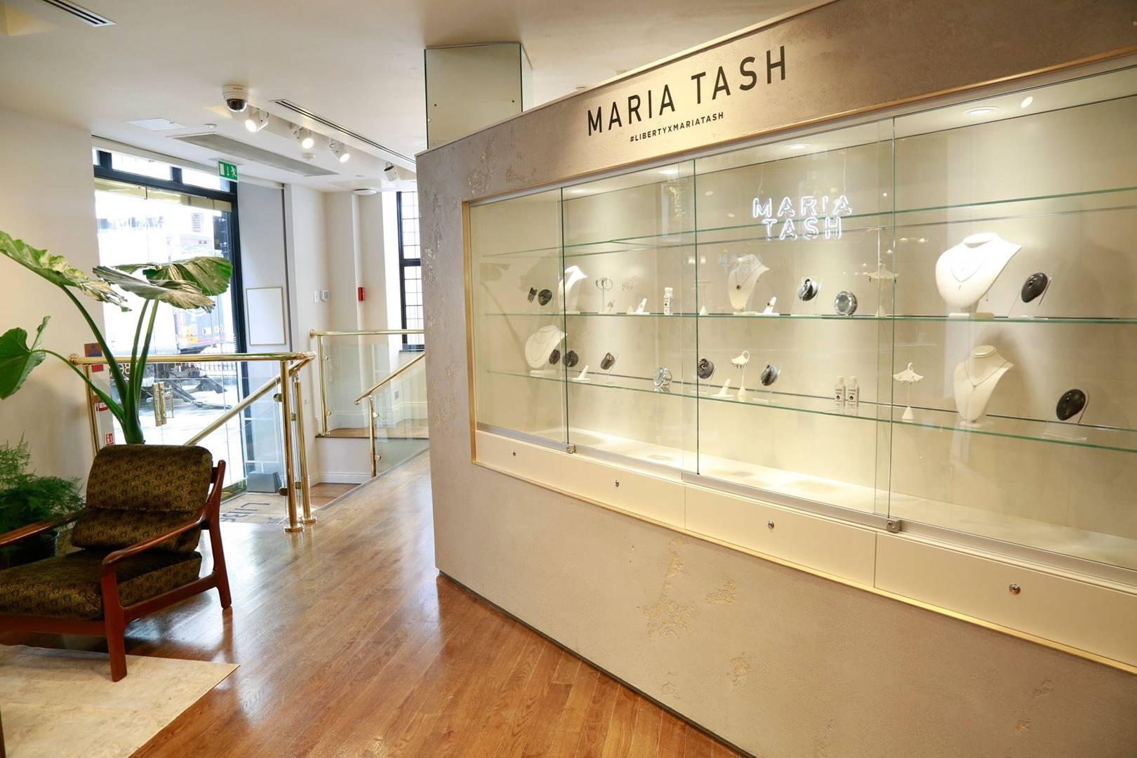Maria Tash Piercing At Liberty London Review Tatler