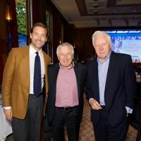 Patrick Grant, Jonathan Dimbleby and David Dimbleby