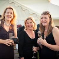 Caroline Shelver, Sally McCutcheon and Harriet Duke